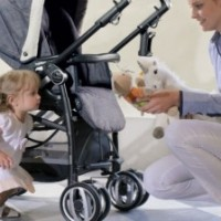 peg perego pram instructions