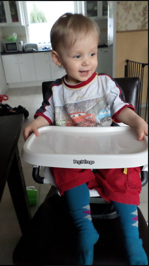 Our Rialto tested by Sarah ‹ The Blog of Peg Perego