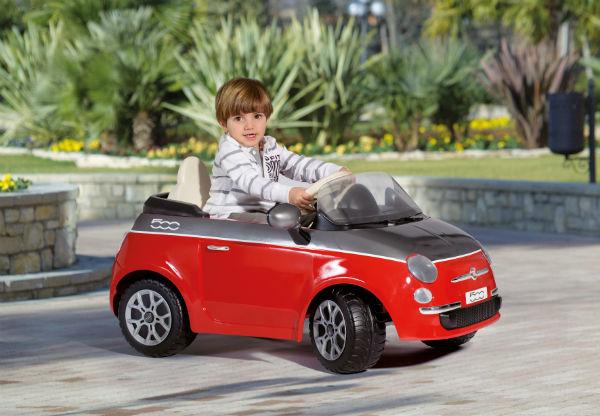 La nuova fiat 500 si vede che vale il blog di peg perego for Quali sono le dimensioni di un garage per auto