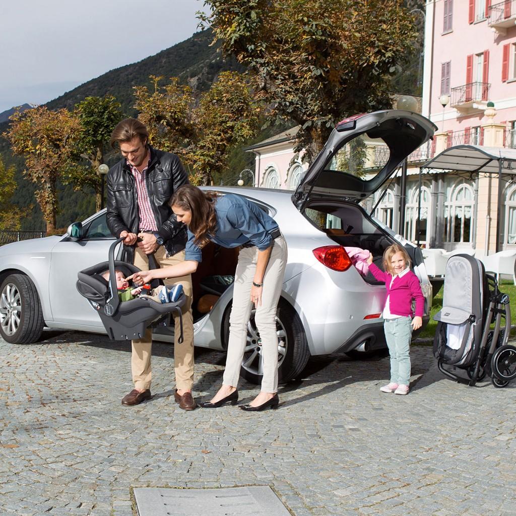 viaggiare è peg perego famiglia