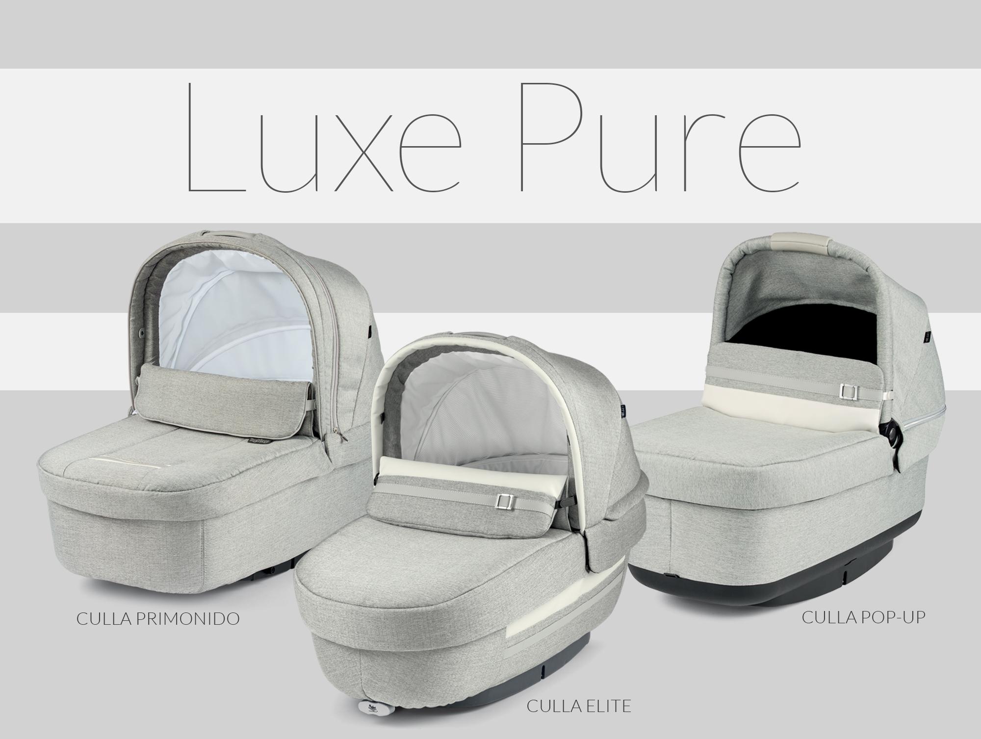 peg perego collezione luxe pure