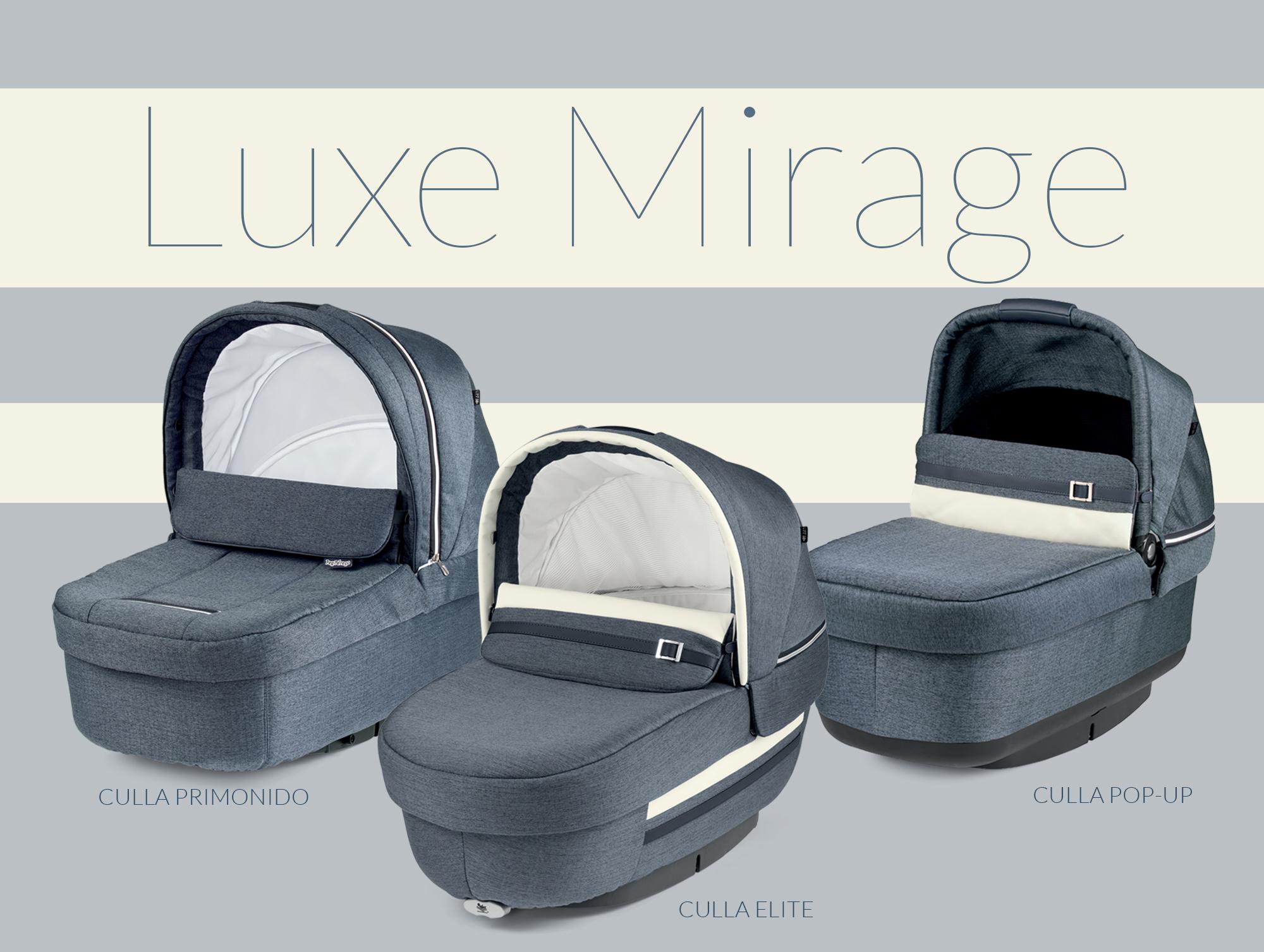 peg perego collezione luxe mirage